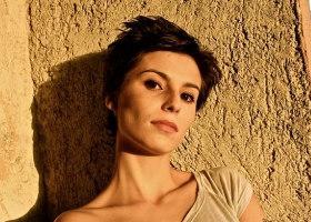 Un'immagine recente di Ilaria Porceddu