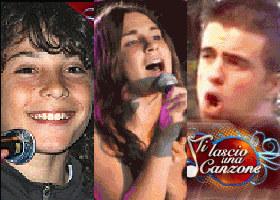 Lorenzo Nonnis, Sara Pischedda e Alessio Pizzoni