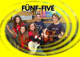 Un'immagine recente dei Funf Five